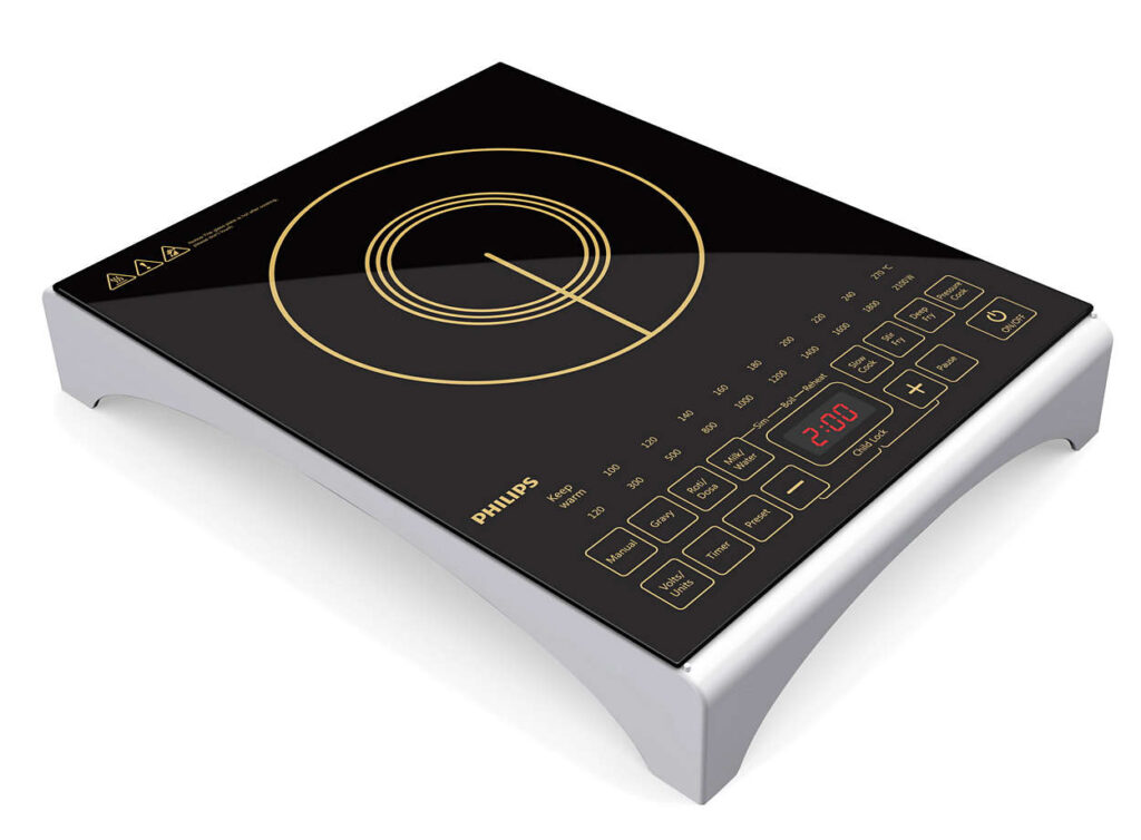 induction stove tops