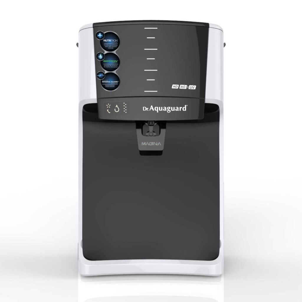 Eureka Forbes Dr. Aquaguard Magna Nxt Hd Ro, 7 Ltr. Ro Water Purifier