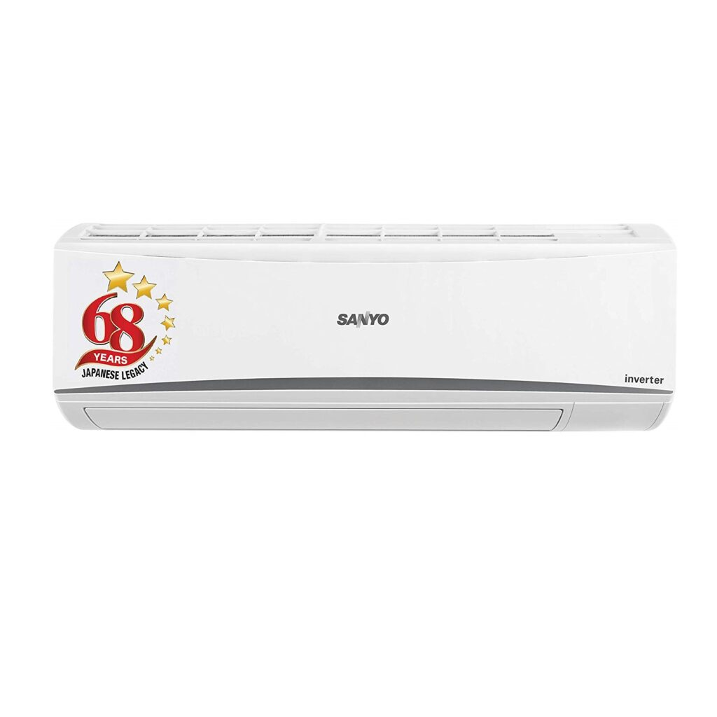 Sanyo 1.5 Ton 3 Star Inverter Split AC