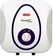 V-guard abs krystal plus water heater, 10 l