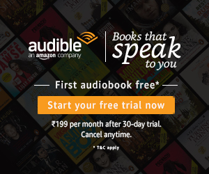 Amazon Audible book