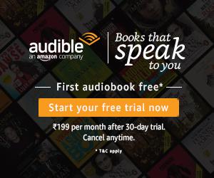 Amazon Audible book