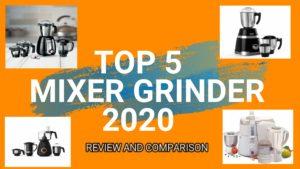 Best Mixer grinder in India 2020