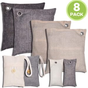 Activated Bamboo Charcoal Bag