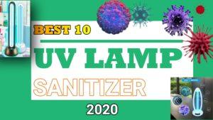 best uv sanitizer