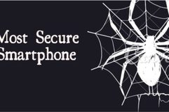 most secure smartphone