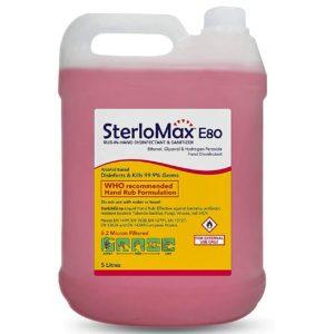 Best Hand Sanitizer for Hospital