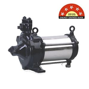 best submersible pump for open well