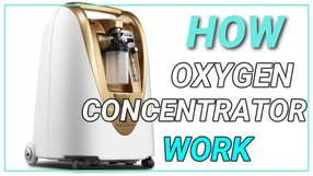How Does an Oxygen Concentrator Work?